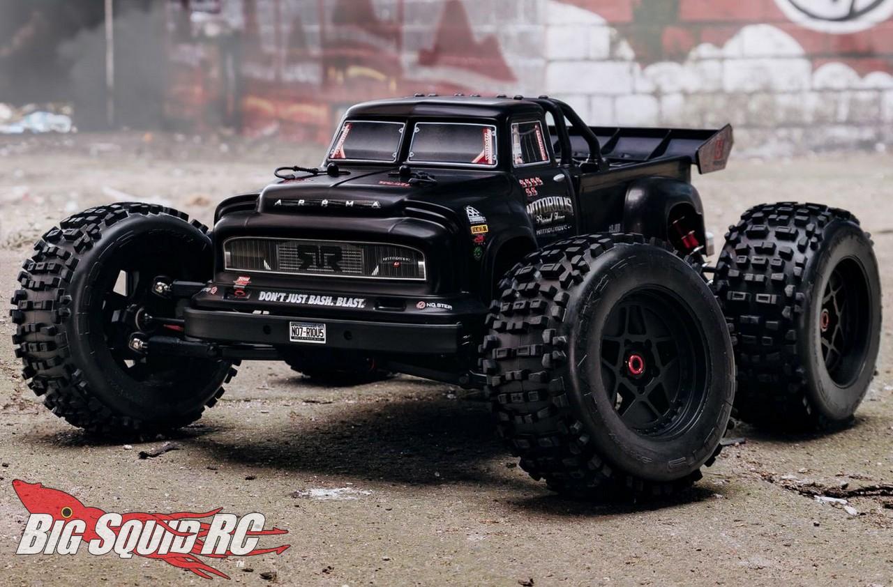 ARRMA Notorious Stunt Truck « Big Squid RC – RC Car and ...