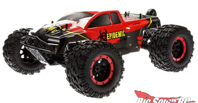 Force RC Muchraker Truggy
