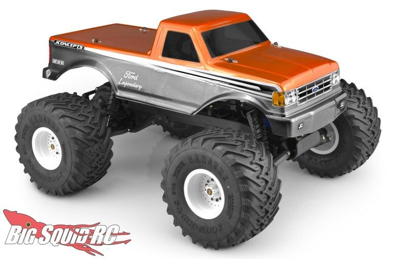 JConcepts 1989 Ford F-250 Traxxas Stampede Body