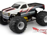 JConcepts 2014 Chevy 1500 MT Body