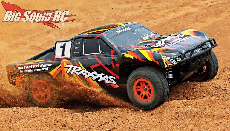 New Traxxas Slash 4x4 Titan XL-5
