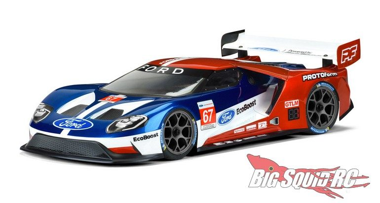 PROTOform Ford GT