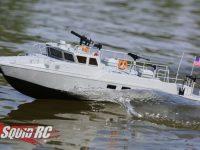 Pro Boat Riverine Patrol Boat