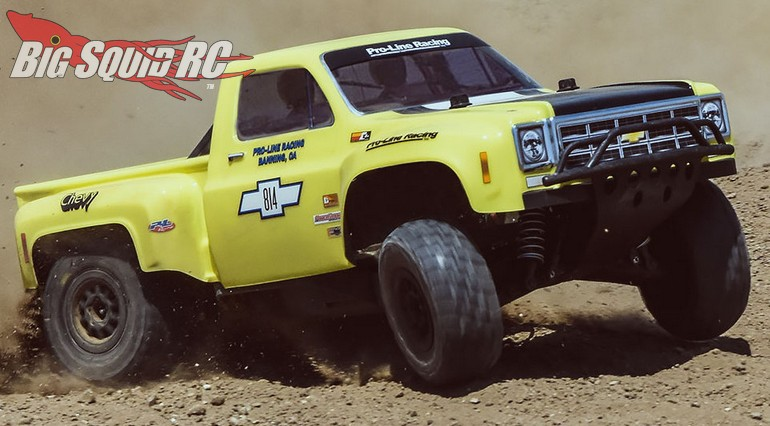 Video Pro Line 1978 Chevy C 10 Race Truck Body Big Squid Rc Rc Car And Truck News Reviews Videos And More