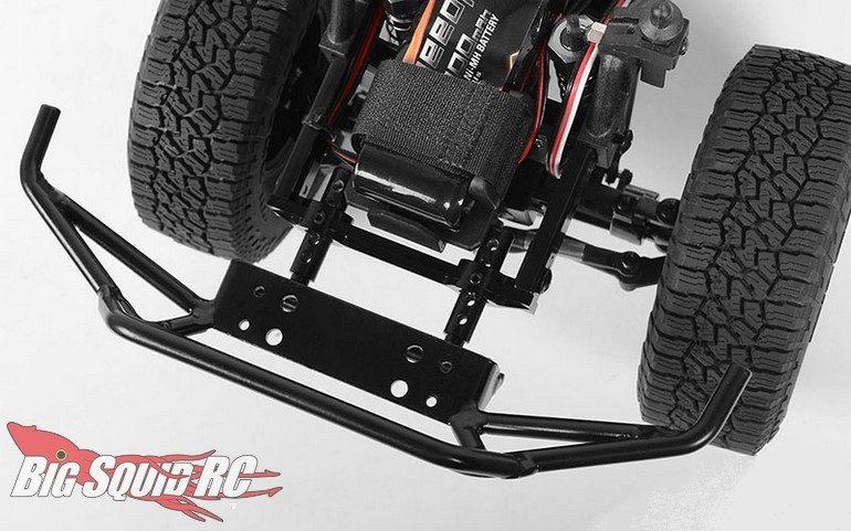 RC4WD ECX Barrage Aluminum Bumper Mount Upgrade Accessories