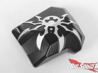 RC4WD Poison Spyder Bombshell Diff Cover TRX-4