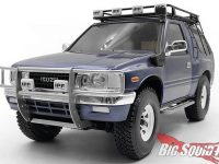 RC4WD Tamiya Isuzu Mu Upgrades Scale Accessories