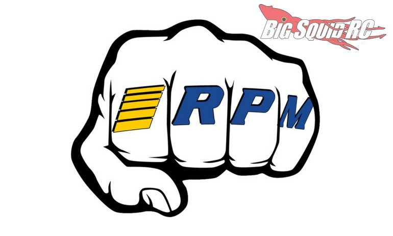 RPM Fist Logo Decals