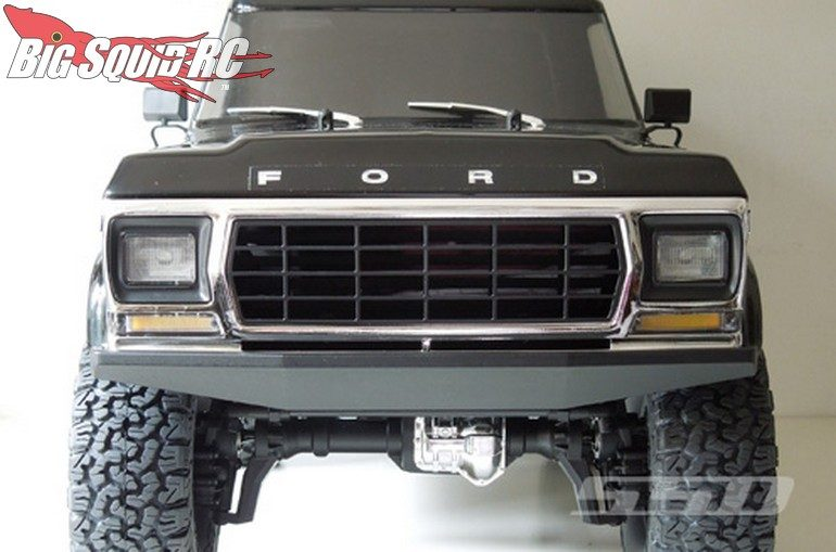 SSD Bronco TRX-4 Rock Shield Bumper