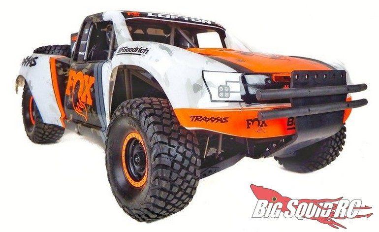 T-Bone Racing Front Bumper Traxxas UDR Unlimited Desert Racer