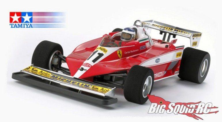 Tamiya Ferrari 312T3 F104W