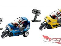 Tamiya Dancing Rider Blue Yellow