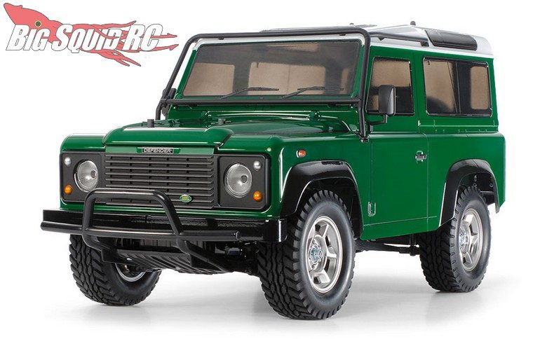 Land Rover Defender 90 CC-01