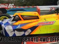 Team Corally SBX410 4wd Buggy Kit