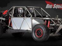 Traxxas UDR Satin Black Chrome Chassis Parts