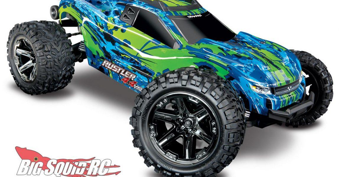 Traxxas Rustler 4x4 VXL