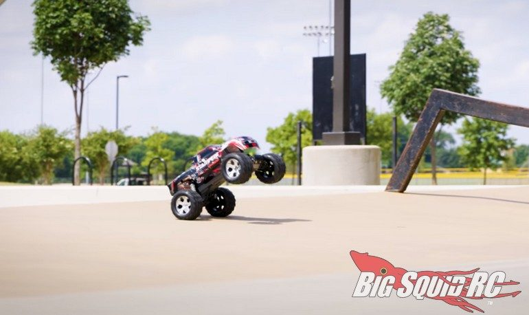 Traxxas Stampede Forest Video