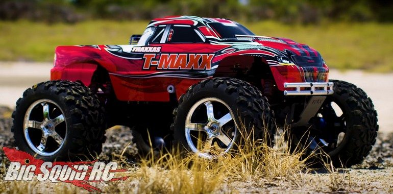 Traxxas T-Maxx Video
