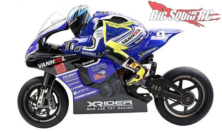 X-Rider Scorpio RC Motorcycle