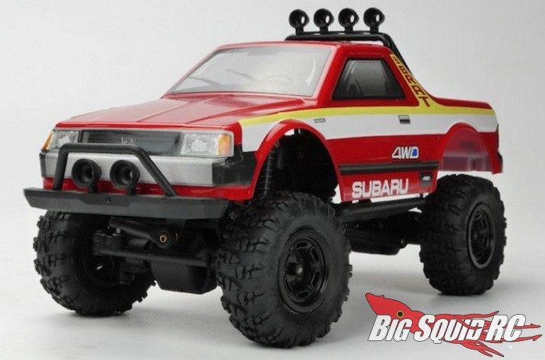 Carisma Subaru Brat 1/24 RTR