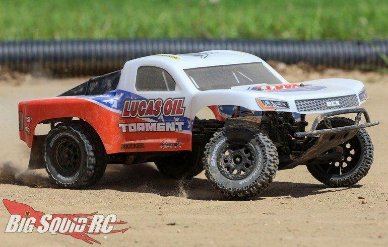 ECX Torment 2WD SCT