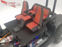 Exclusive RC Traxxas TRX-4 Bronco Scale Interior