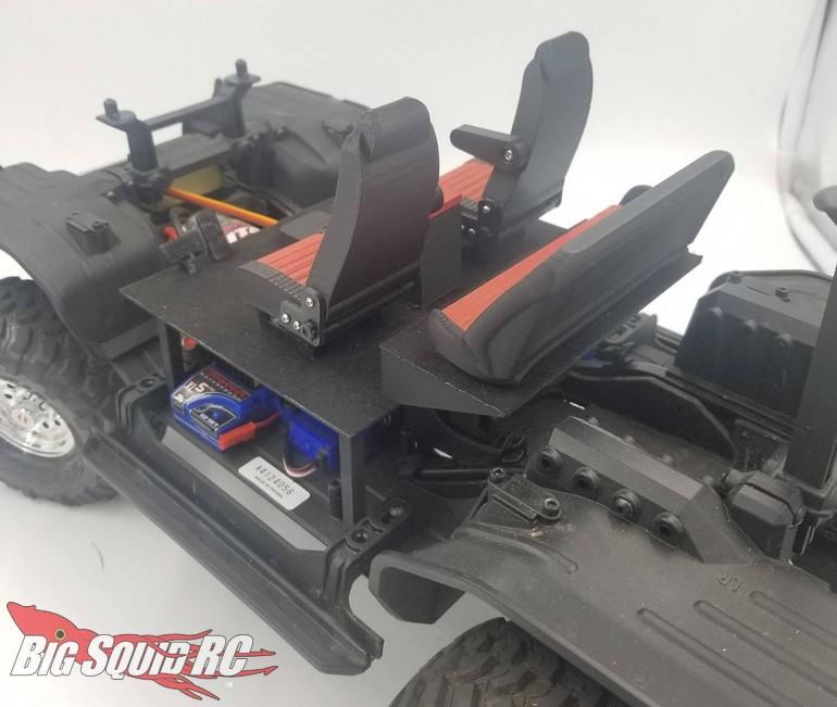 Exclusive RC Traxxas TRX-4 Bronco Scale Interior « Big Squid RC – RC Car and Truck News, Reviews ...
