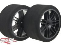 Hobby Heroes Racing Skinz 1/5 Foam Tires Pre-Mounts
