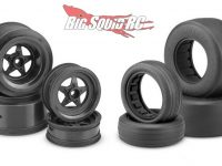 JConcepts Hotties Drag Racing Tires StarTec Wheels