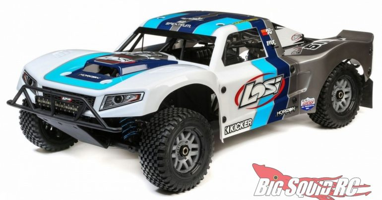 Losi 5IVE-T 2.0