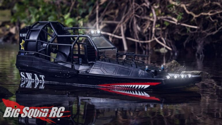 Pro Boat Aerotrooper Brushless Air Boat