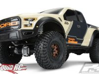 Pro-Line 2017 Ford F-150 Raptor Clear Body