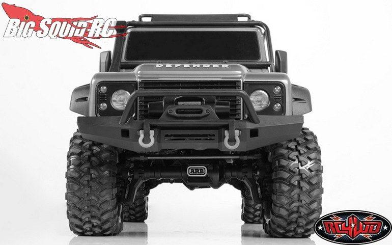 RC4WD ARB Diff Cover Traxxas TRX-4