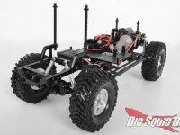 RC4WD Lexan Body Mounting System TF2 LWB