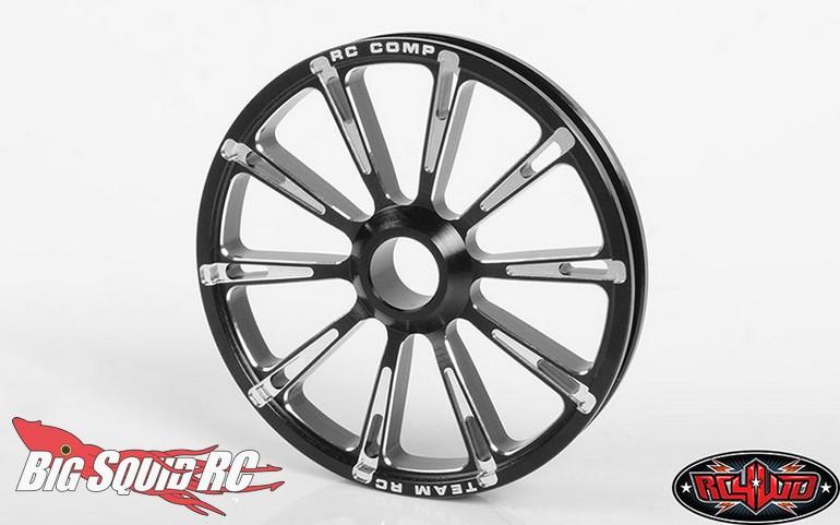 Rc Components Billet Aluminum Drag Wheels From Rc4wd 171 Big