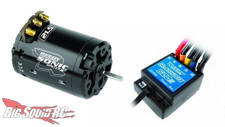 Reedy Blackbox 600Z ESC / Sonic 540-FT 21.5 Combo