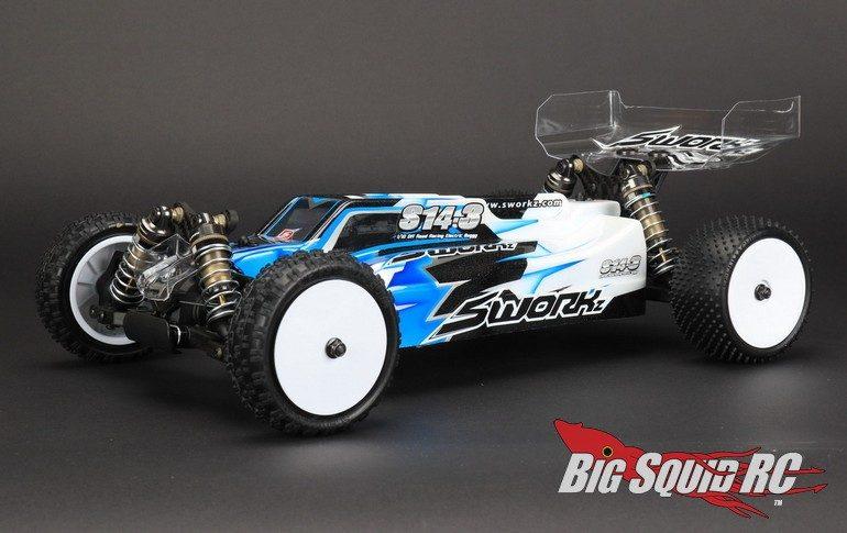 SWorkz S14-3 4wd Buggy Kit