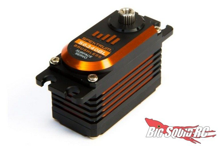 Spektrum S6340BL Low Profile Servo