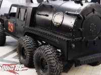 Steam Powered RC Truck Video