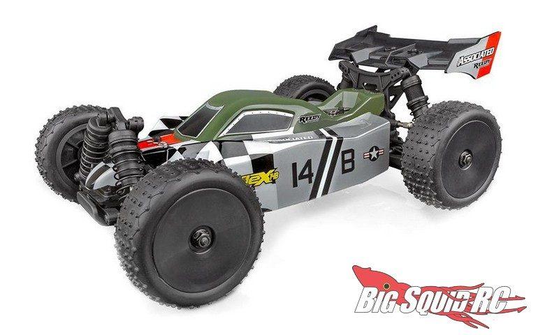 Team Associated Reflex 1/14 14B Buggy 14T Truggy