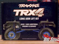 Traxxas TRX-4 Lift Kit Video
