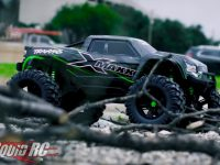 Traxxas X-Maxx Urban Playground Video