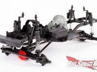 Axial Racing SCX10 II Raw Builders Kit