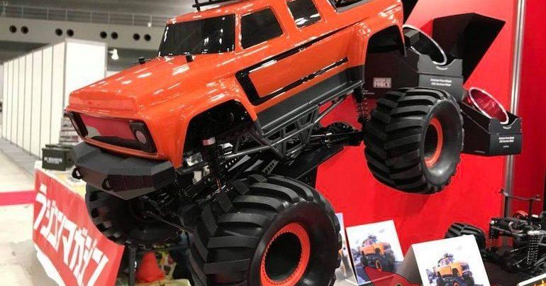 CEN Racing MT-B50 Monster Truck