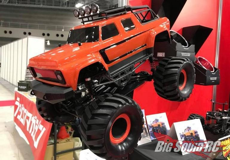 Cen Racing Mt B50 Scale Monster Truck 171 Big Squid Rc Rc