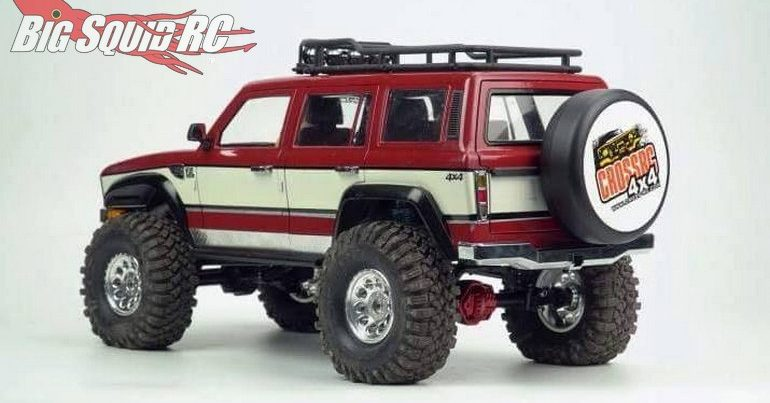 Cross RC SU4 Scale Crawler