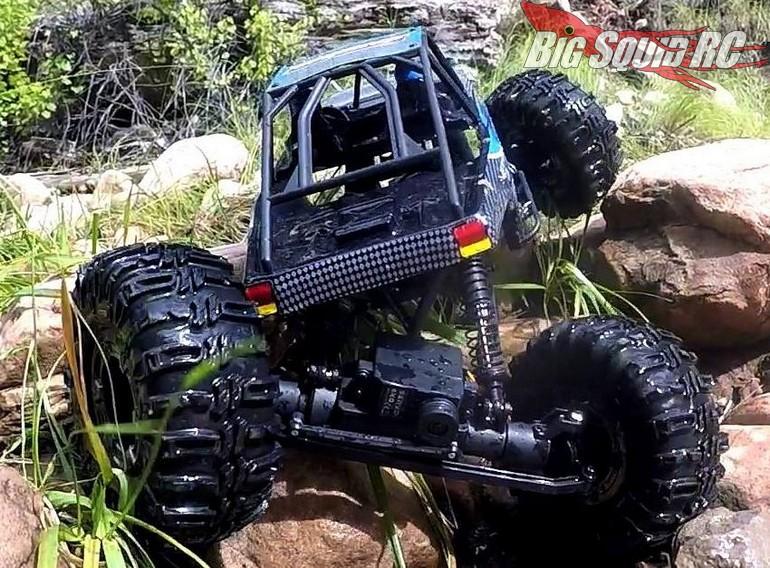 RGT 18000 1/10 2.4GHz 4WD Racing RC Car Off Road Rock