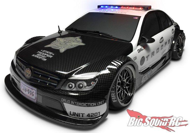 FireBrand RC Trooper LED Police Lighting Kit