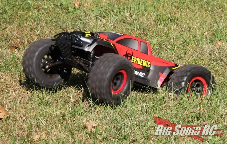 Force RC Epidemic 1/8 Monster Truck Review