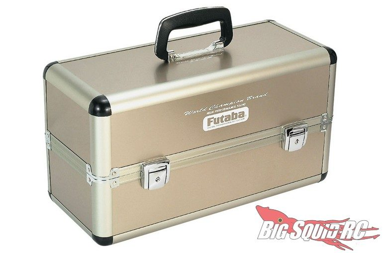 Futaba Dual Transmitter Carry Case